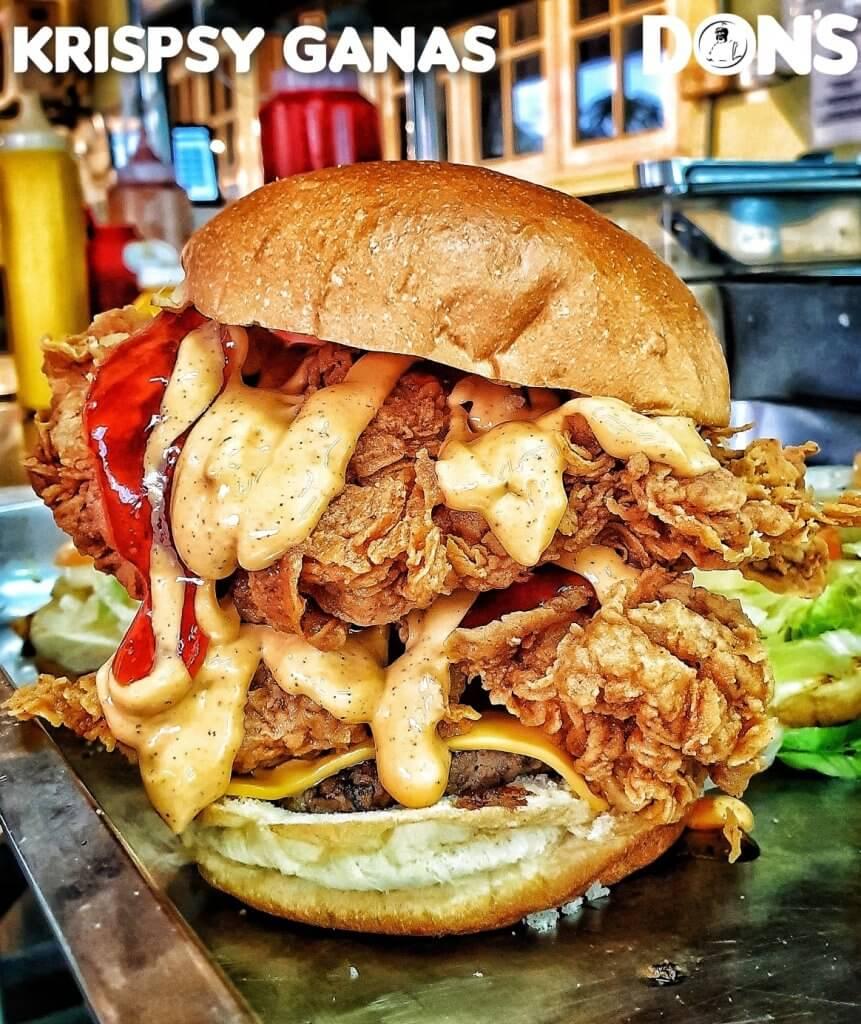 4 Lokasi Burger Homemade di Miri Yang Pasti Buatkan Anda Terliur