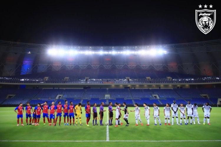 Kuching FA Dapat Penghormatan 'Rasmikan' Stadium Baru JDT