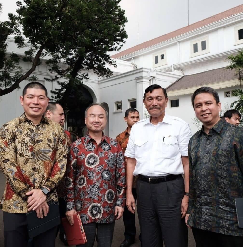 Grab Dan Syarikat Jepun Bakal Melabur Untuk Pembangunan Ibu Kota Baharu Indonesia