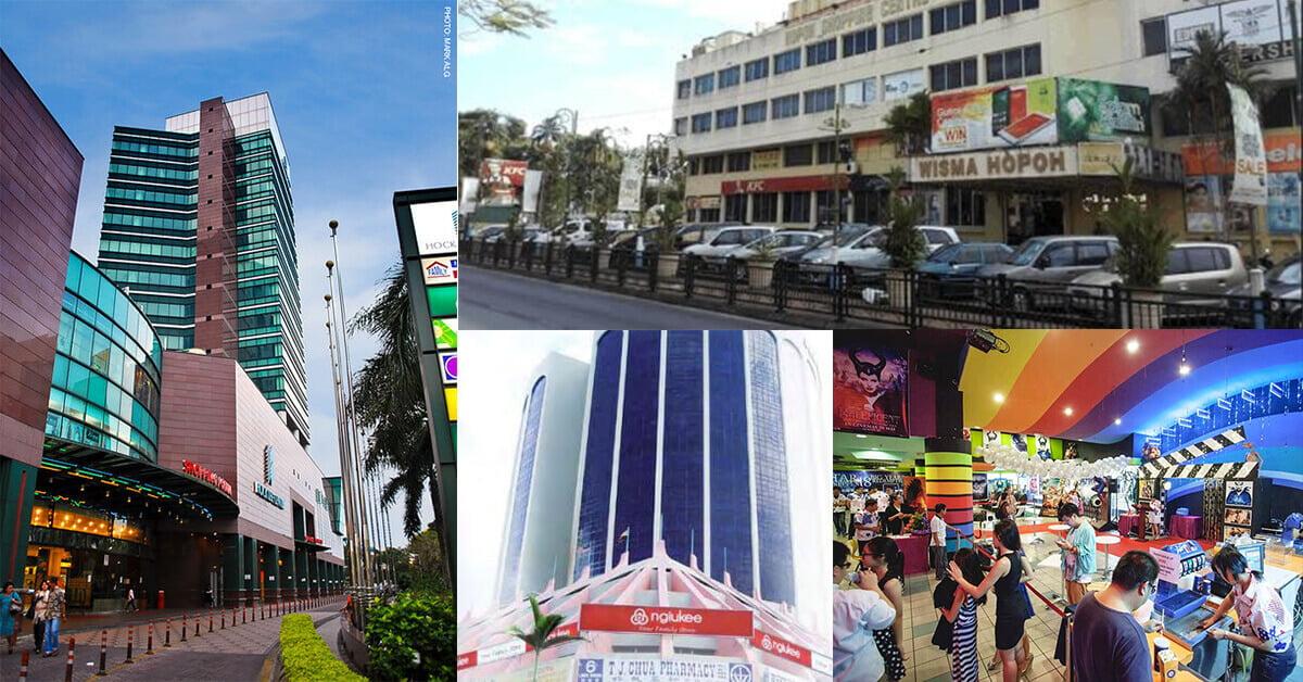 Kenali 8 Buah Tempat-Tempat Lepak Nostalgia Kuching