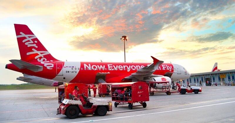 AirAsia dan MAS Tawar Kadar Tetap Untuk Cuti Tahun Baru Cina 2020