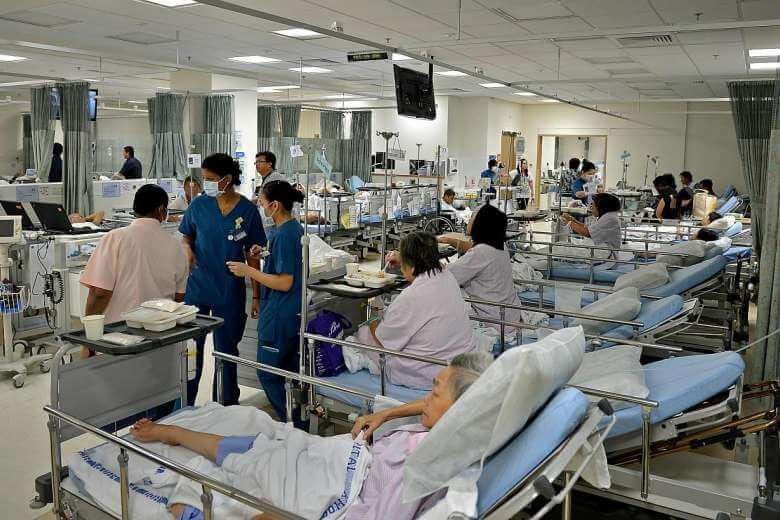 Singapura Disahkan Mempunyai Kes Pertama Coronavirus Wuhan