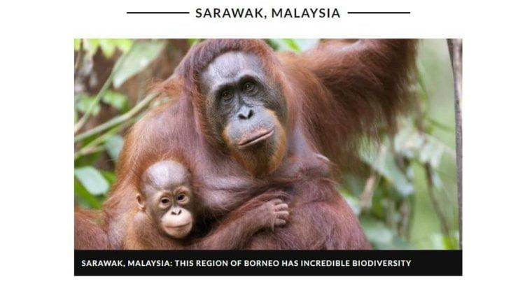 Sarawak Tersenarai Antara 20 Lokasi Perlancongan Pilihan Untuk Tahun 2020