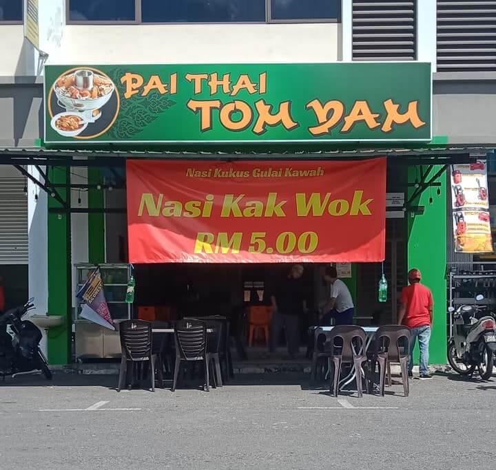 6 Port Tom Yam Di Kuching Yang Pasti Buat Anda 'Terangkat'