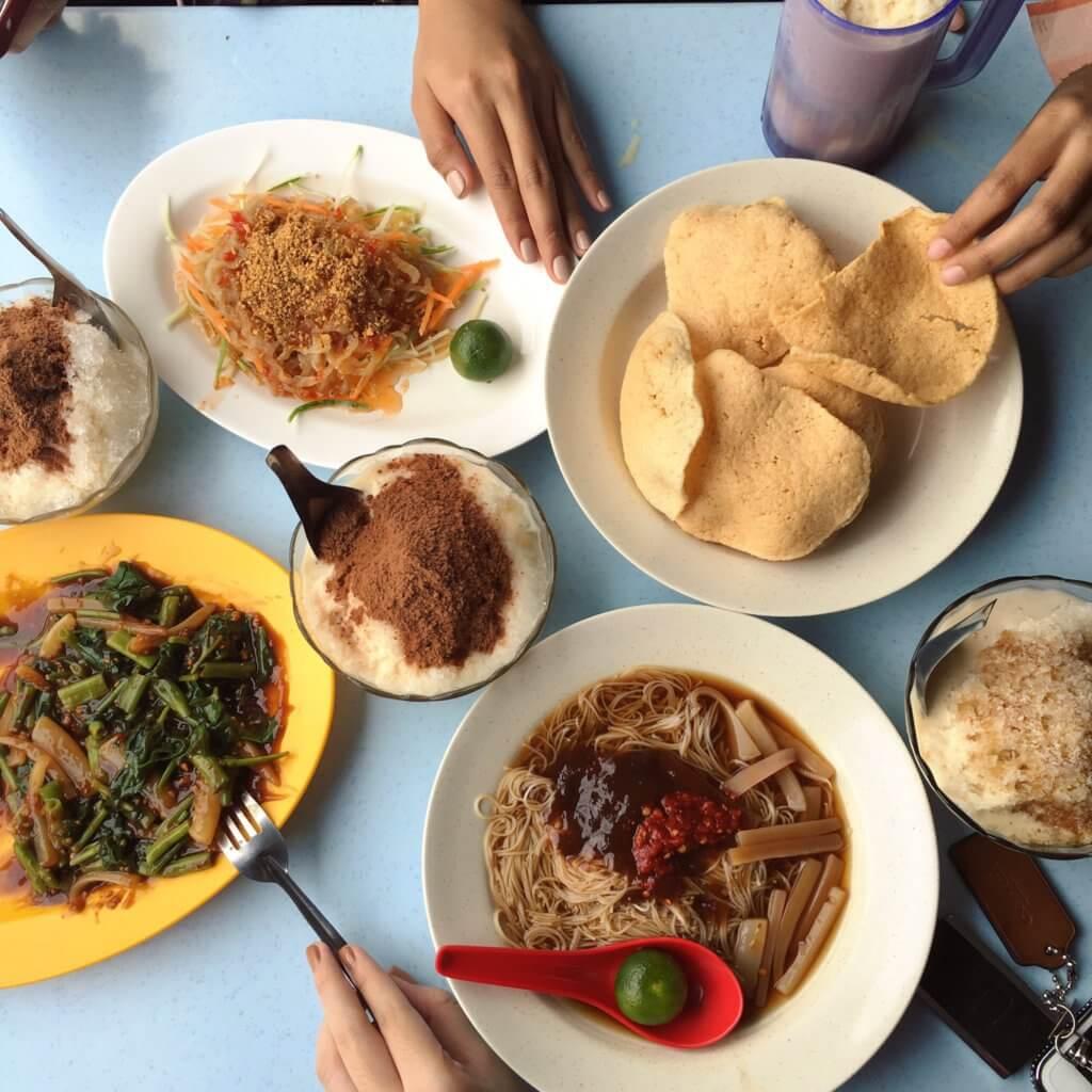 Ini 6 Lokasi ABC Cendol Yang Padu Untuk Anda Layan 'Cool' Di Kuching