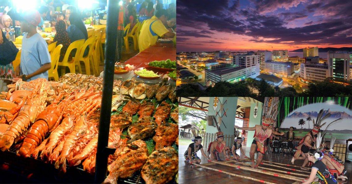 Ini Adalah 6 Aktiviti Menarik Sesuai Untuk Seisi Keluarga Bercuti di Kota Kinabalu