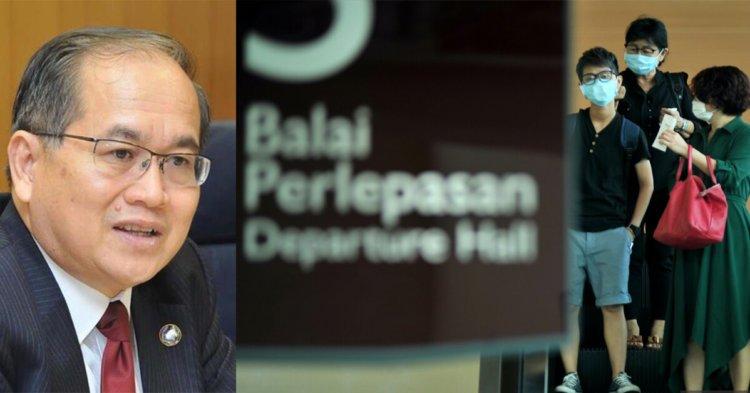 Rakyat Sarawak Wajib Kuarantin Diri Selepas Balik Daripada Singapura