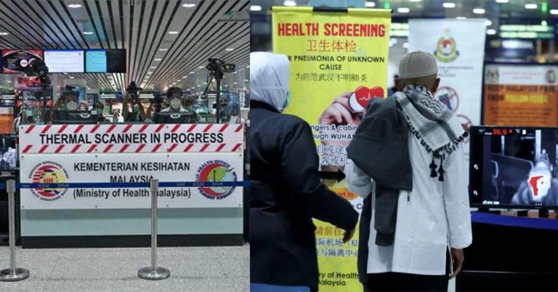 Malaysia Melarang Kemasukan Buat Sementara Waktu Kepada Semua Pelawat Dari Korea Selatan