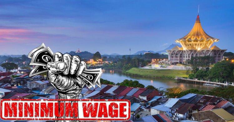 Gaji Minimum : 222 Majikan Di Sarawak Gagal Akur Perintah Tersebut