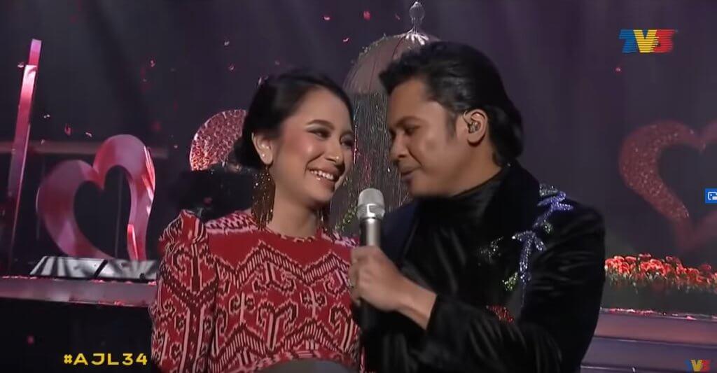 """Persembahan Hafiz Suip Di AJL34, """"Living Proof"""" Orang Sarawak Paling Romantik"""