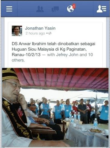 Kenali 4 Orang Ahli Parlimen PKR Sabah dan Sarawak Yang Menyertai Kem Azmin Ali