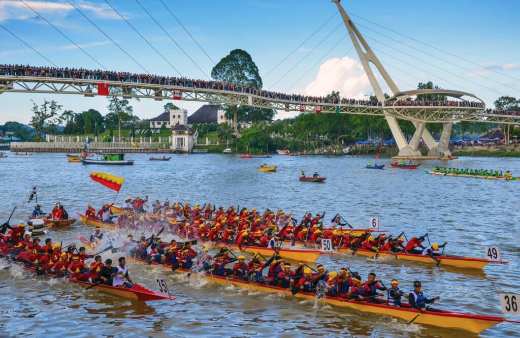 Sarawak Bakal Jadi Tuan Rumah Pertama Sukan Tradisional TAFISA-Asia 2022