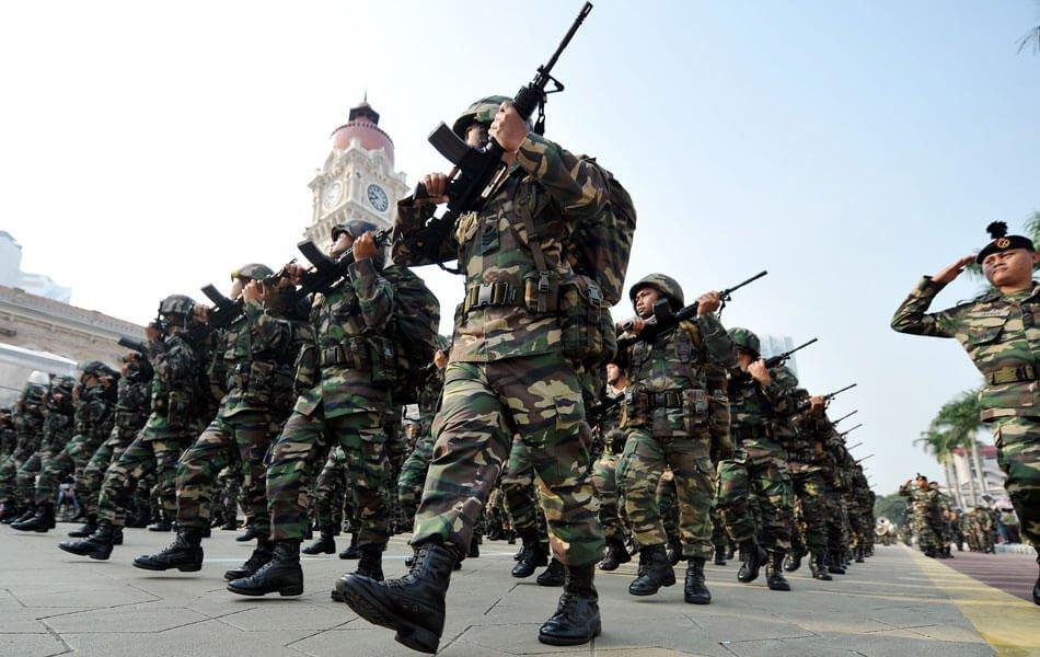 COVID-19: Tentera Akan Membantu Polis Pantau Kawalan Pergerakan