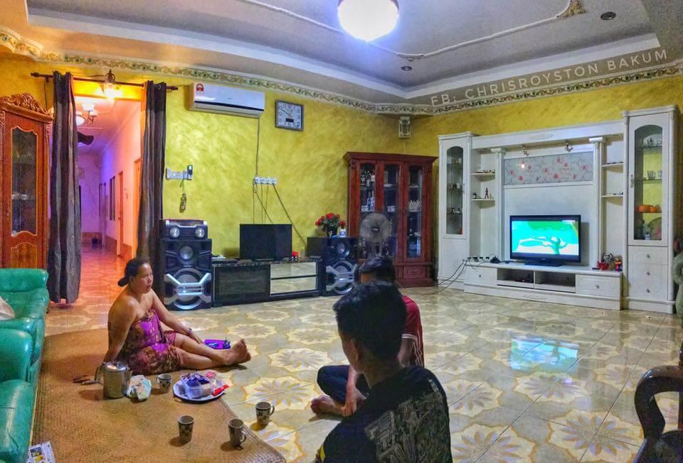 Ini 4 Rumah Panjang Moden Persis Hotel 5 Bintang Di Sarawak