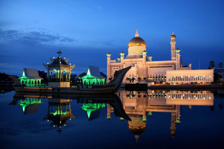 Brunei Catat Kes Pertama COVID-19 Di Pulau Borneo