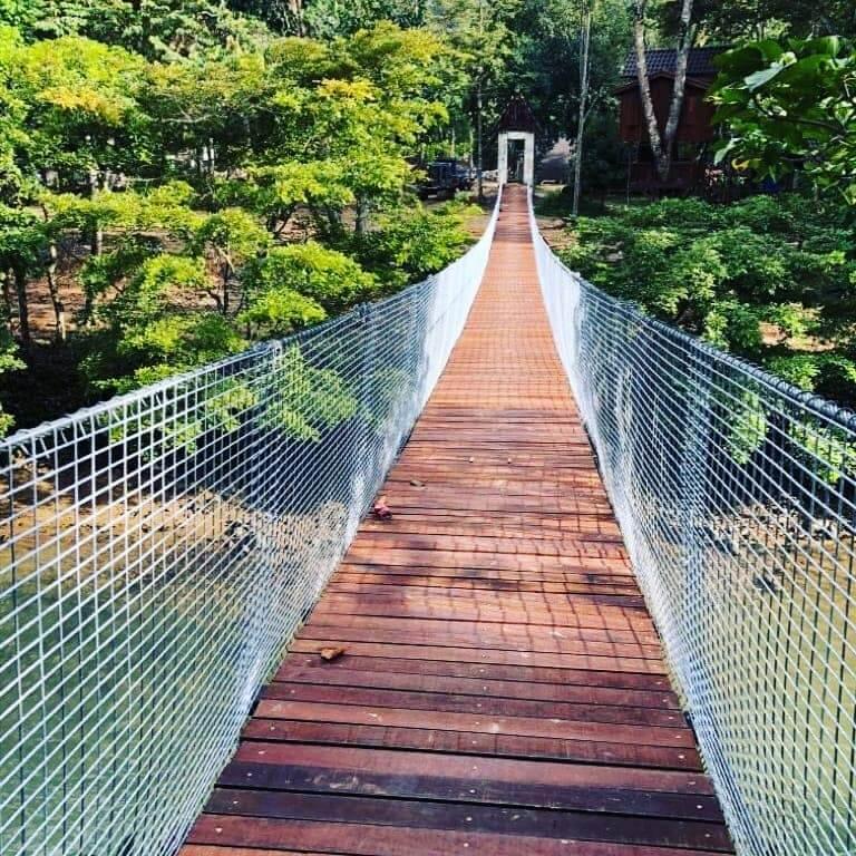 Mari Bersantai Di Hidden Paradise Resort, Syurga Tersembunyi Papar Sabah