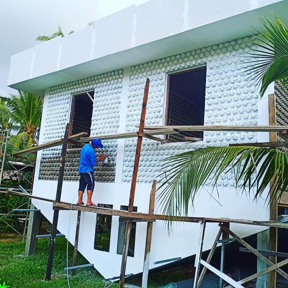 Tarikan Pelancongan Terbaru, Rumah Terbalik Di Sematan Kini Dibuka