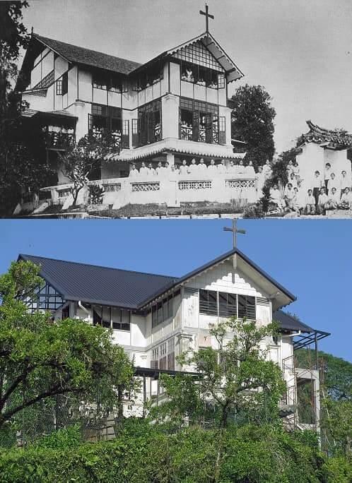 Lihat Gambar Dulu Dan Sekarang Pusat Keagamaan Di Sekitar Bandaraya Kuching