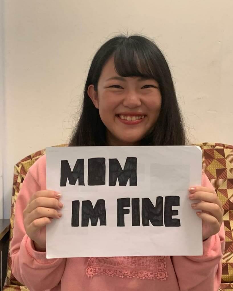 UNIMAS Lancar Kempen, Pelajar Muat Naik Plakad 'I'm Fine' Untuk Ibu Bapa