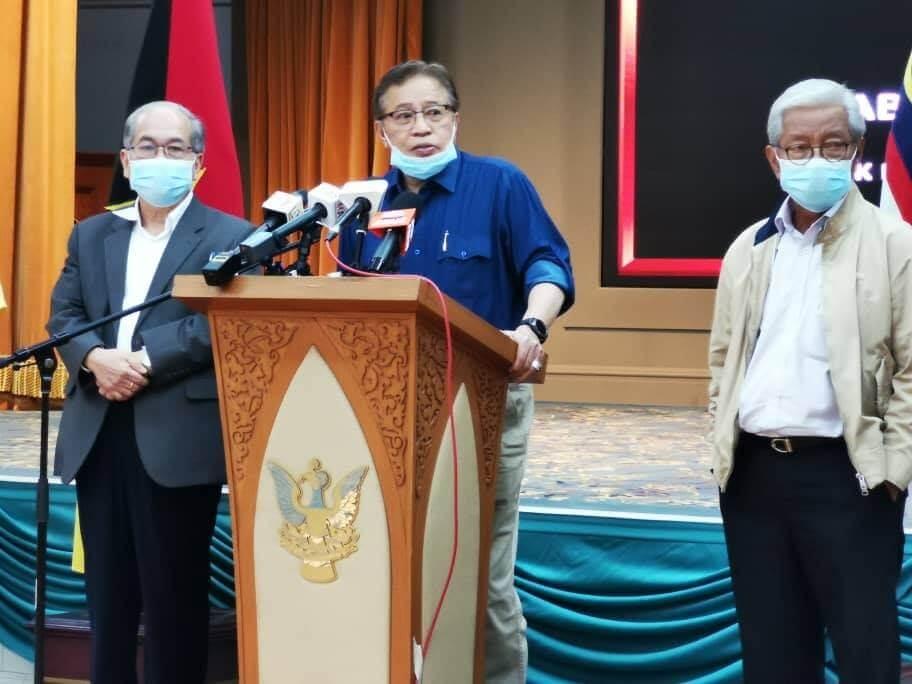 CM : Pakej Bantuan Ekonomi Sarawak Akan Diumumkan Pada 23 Mac 2020