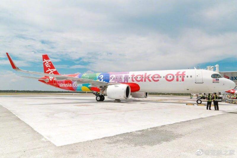 Jualan Hebat Tempat Duduk Percuma AirAsia Kembali Lagi
