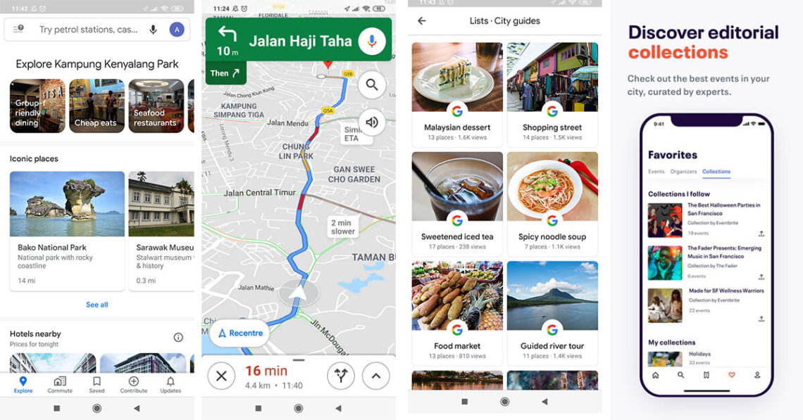 Aplikasi Sedia Ada Dalam Smartphone Yang Memudahkan Hidup Anda