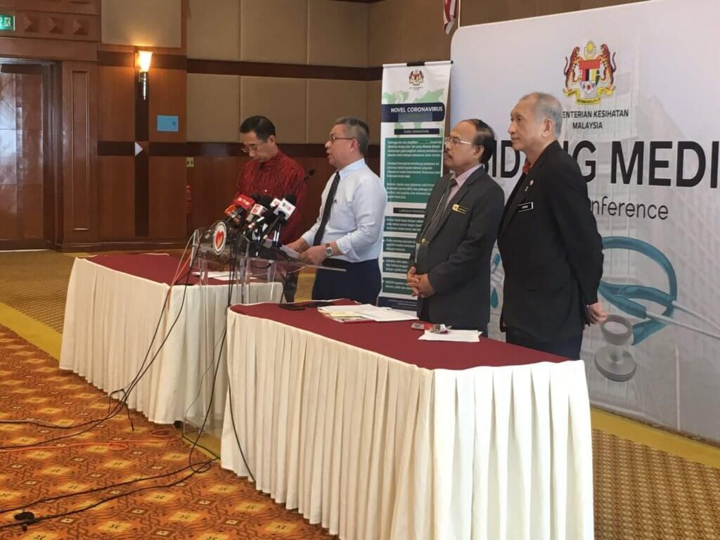 110 Kes Positif COVID19 Di Malaysia Hari Ini. Angka Keseluruhan Cecah 900 Kes