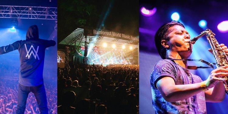 3 Festival Muzik Di Sarawak Yang Anda Mesti Terjah Tahun Ini