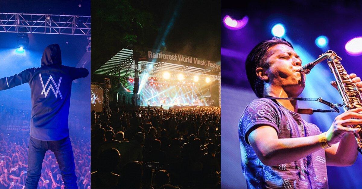 Photo of 3 Festival Muzik Di Sarawak Yang Anda Mesti Terjah Tahun Ini