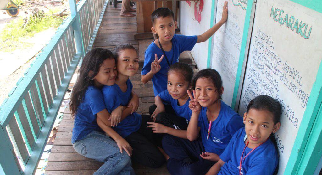 Kenali Sekolah Yang Berkhidmat Kepada Kanak-kanak Tanpa Kerakyatan Di Sabah
