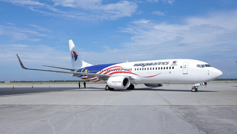 Malaysia Airlines Tawar Tiket Serendah RM86.20 Ke Sarawak, RM115.28 Ke Sabah