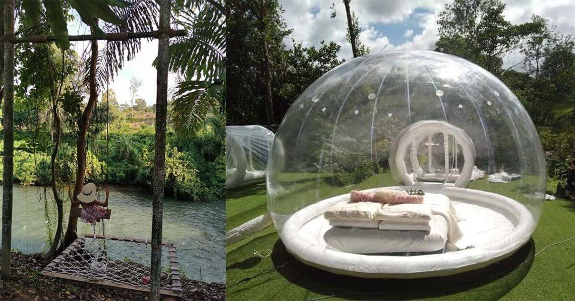 Mari Bersantai Di Hidden Paradise Resort, Syurga Tersembunyi Papar, Sabah