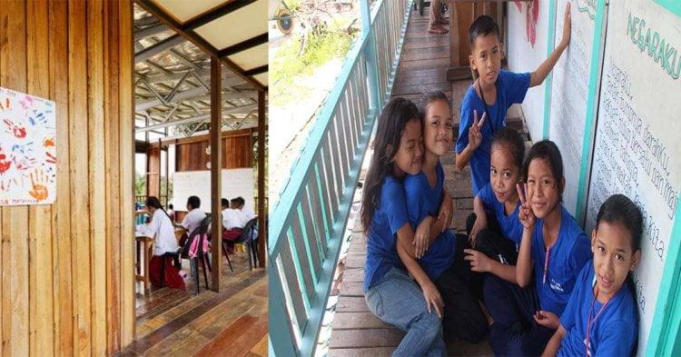 Kenali Sekolah-Sekolah Yang Berkhidmat Kepada Kanak-kanak Tanpa Kerakyatan Di Sabah
