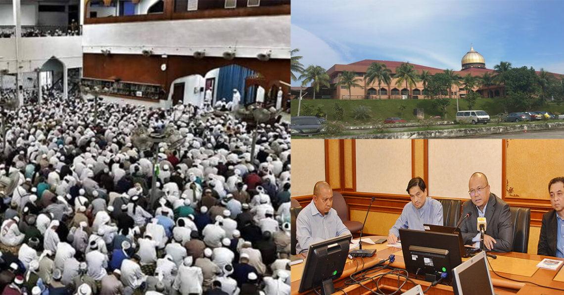 Lebih 500 Warga Sarawak Dipercayai Menghadir Program Agama Di Masjid Seri Petaling, Selangor