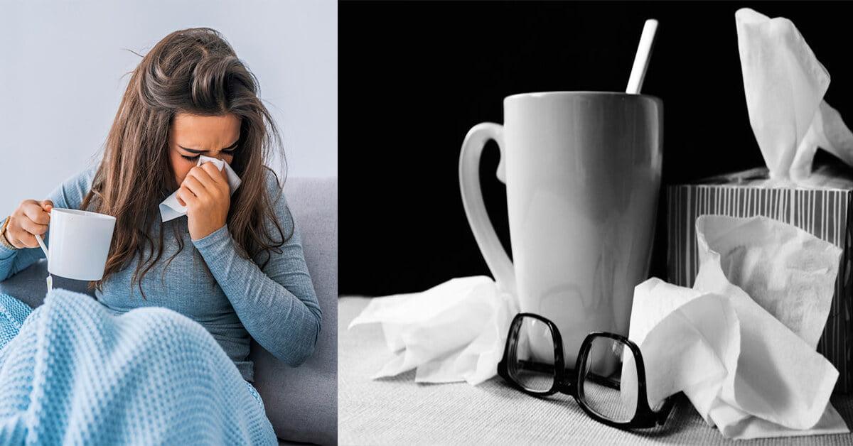 Ketahui Perbezaan Flu dan Covid-19