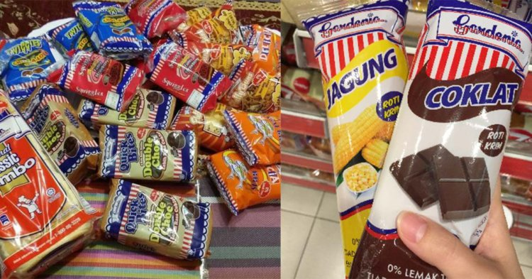 Mengapa Orang Sabah dan Sarawak Membeli Roti Gardenia Secara Borong Dari Semenanjung Malaysia?