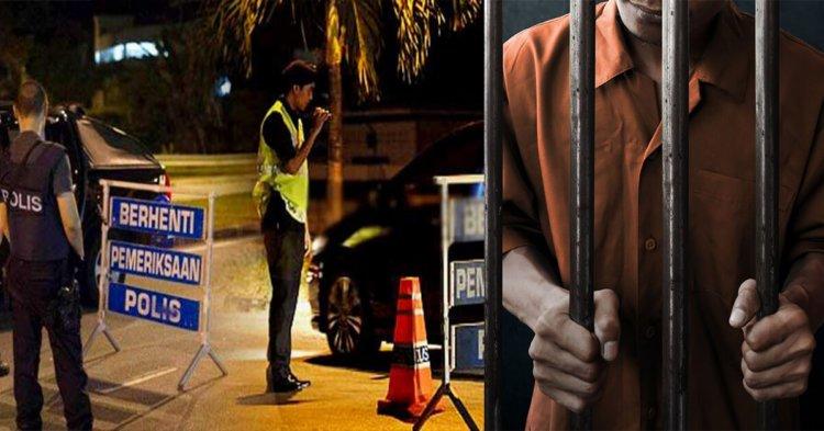 Masih Ada Yang Ingkar Arahan PKP, 37 Orang Ditangkap Dalam Masa 24 Jam