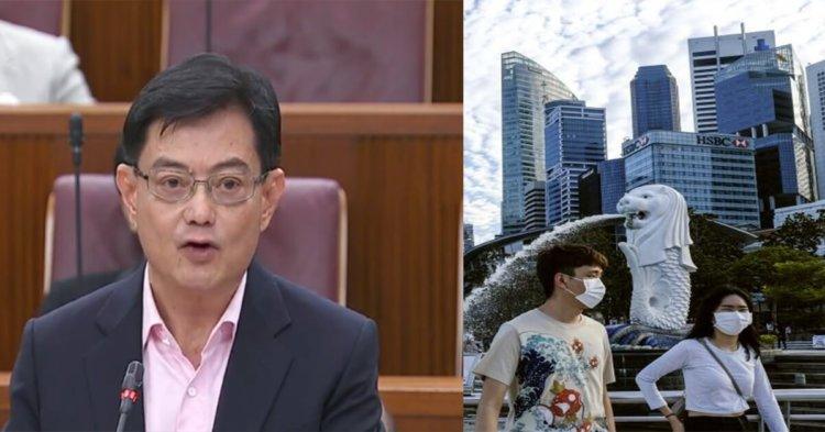 Singapura Beri RM3000 Sebulan Kepada Penduduknya Yang Bekerja Sendiri Selama 9 Bulan