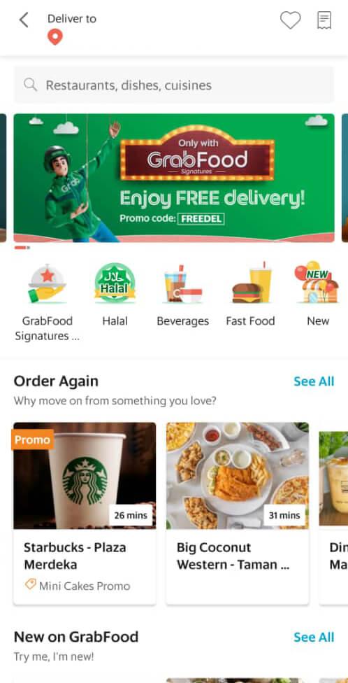 Ini Adalah 5 Aplikasi Food Delivery Anda Boleh Guna Di Kuching