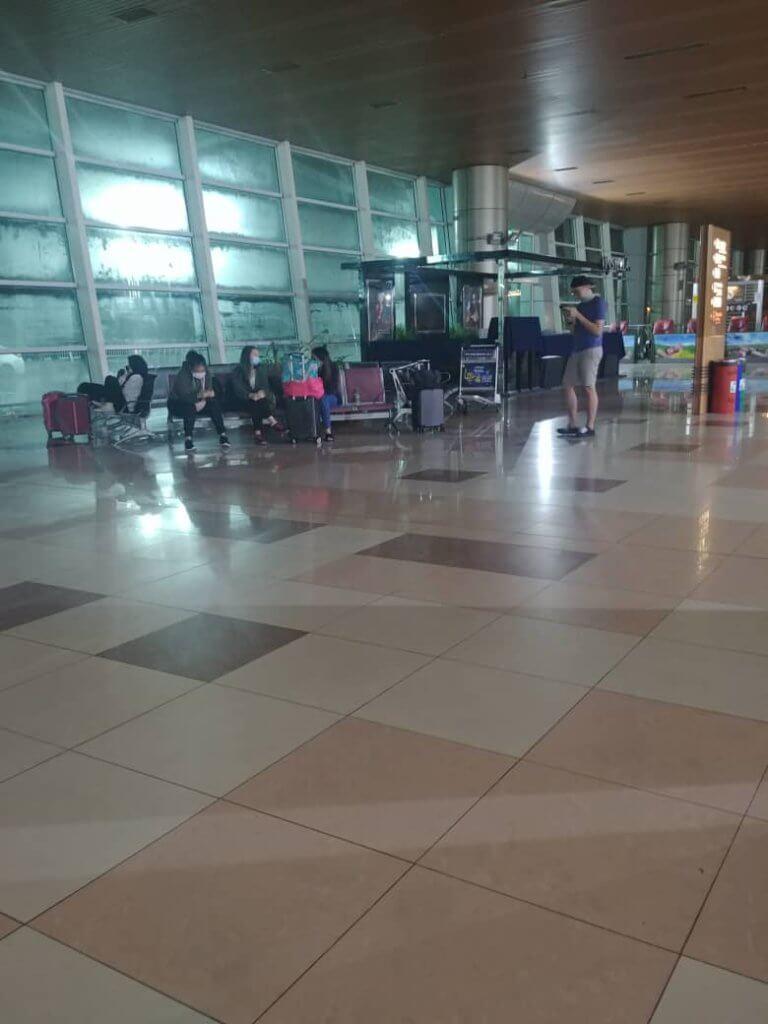 TERKINI! Hampir Kesemua Penerbangan Dalam Dan Keluar Sarawak Dibatalkan