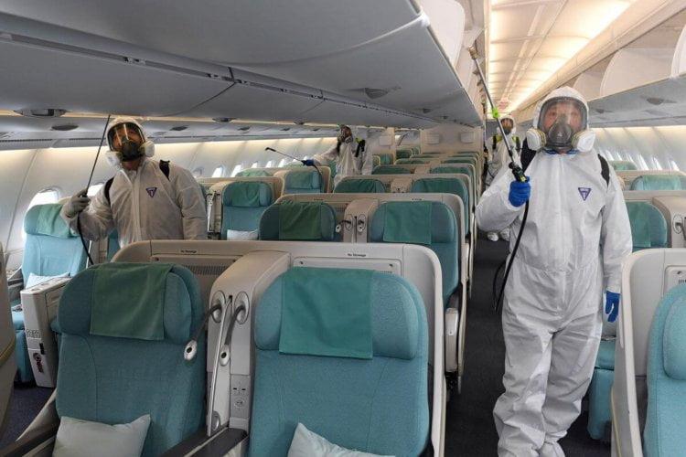 Krisis COVID-19 : Industri Penerbangan Dunia Berdepan Rugi Setinggi RM470 Billion