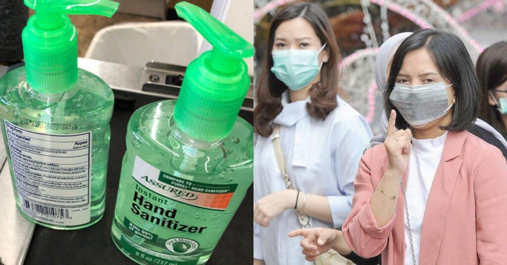 Ini Cara Semak Status 'Online Seller' Untuk Elak Penipuan Topeng Muka Dan Hand Sanitizer