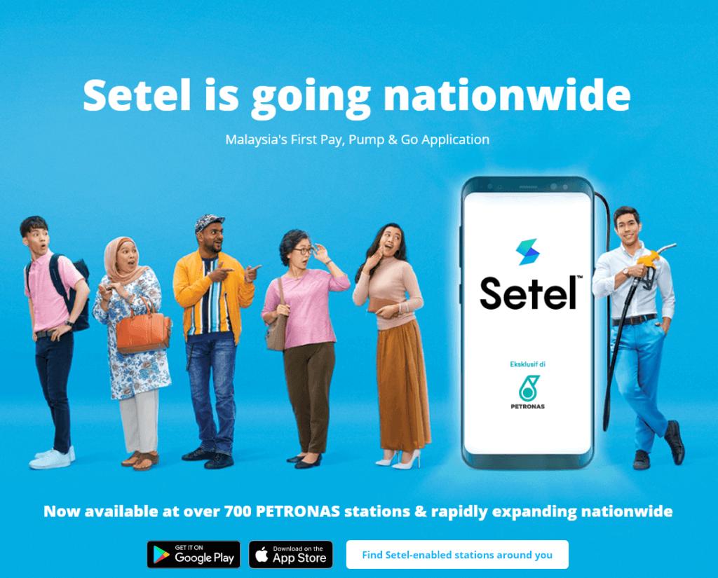 Aplikasi Bayar Minyak Terus Dari Telefon Bimbit Kini Boleh Digunakan Di Stesen Petronas Terpilih Di Sarawak