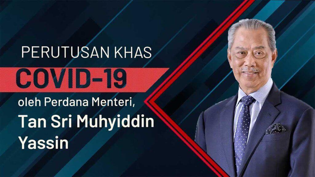 Malaysia Laksana Perintah Kawalan Pergerakan Berkuatkuasa 18 Mac 2020