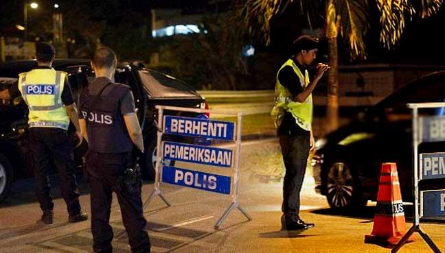 Ingkar PKP : 93 Orang Telah Dipenjara, 401 Orang Telah Ditangkap Setakat Ini Di Sarawak