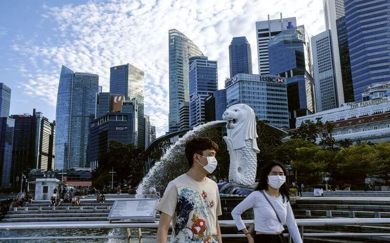 Singapura Beri RM 3,000 Sebulan Kepada Rakyatnya Yang Bekerja Sendiri Selama 9 Bulan