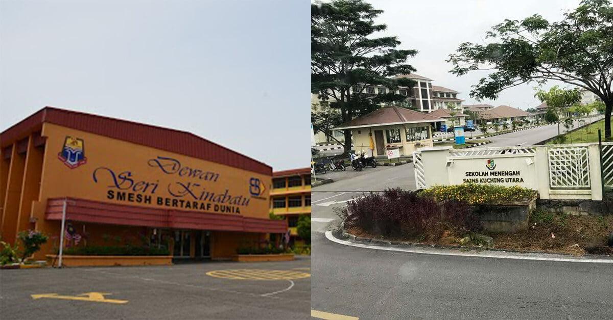 SMESH dan SAKURA - Sekolah Terbaik Dalam Keputusan SPM Sabah dan Sarawak