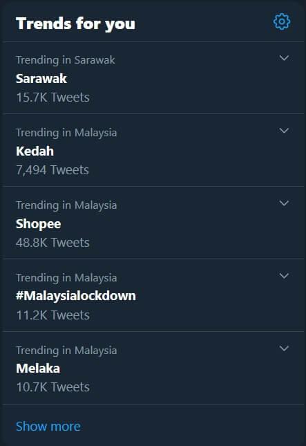Netizen Puji Pakej Bantuan Khas Sarawak Hadapi Krisis COVID-19