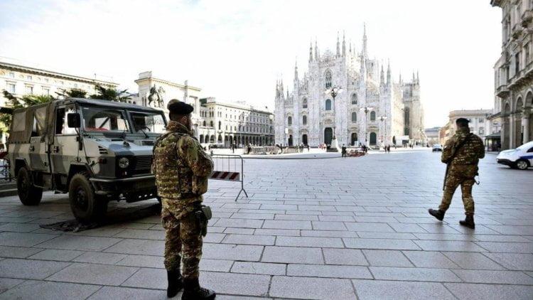 Pertambahan Kes COVID-19 Secara Mendadak, ITALI Mula Kuarantin Seluruh Negara