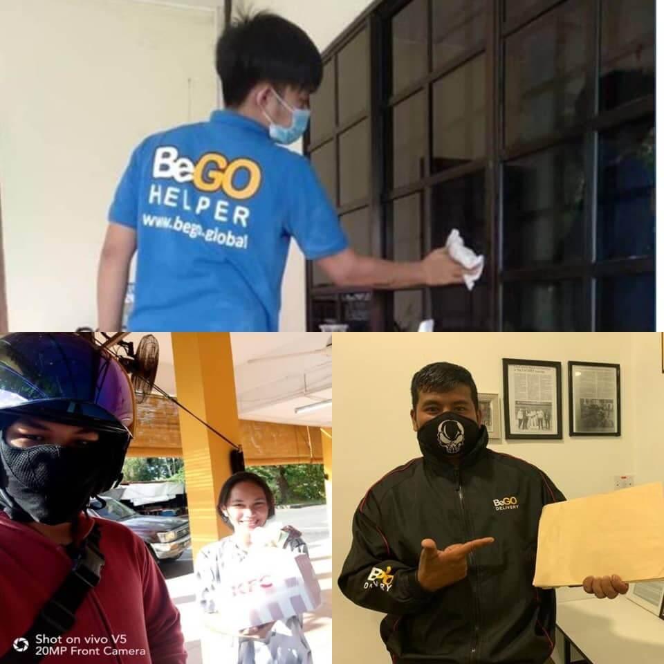 Lihat Bagaimana Syarikat Pemula Di Sarawak Ini 'Berjuang' Sepanjang PKP